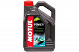 Масло Motul POWER JET 2T 4л